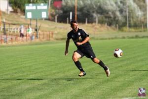 Poarta clubului FC Sireți în meciul cu Iskra a fost apărată de Iulian Bursuc