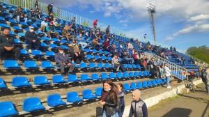 Матч Сперанца Д - ФК Суклея стал первым в этом году, прошедшим в Молдове со зрителями (фото)