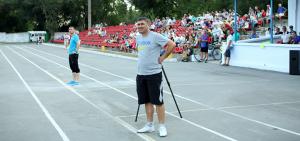 Президент 'Олимпа' Николай Барладян и главный тренер Александр Георгиев дисквалифицированы на 5 матчей