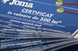 Победитель Конкурса Прогнозов по итогам сезона получит приз от Divizia-A.md и Joma