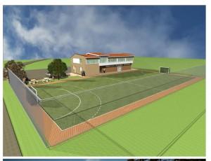 В Селемете собираются построить мультифункциональную спортивную базу