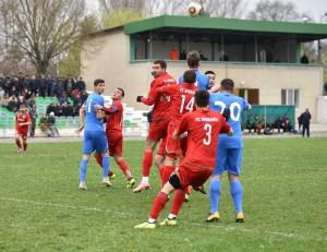 Autoritățile locale au permis Speranței din Drochia să petreacă meciurile cu prezența spectatorilor