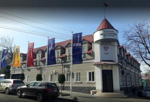 Медик FCM 'Унгень' дисквалифицирован на 4 тура и оштрафован на 10 000 леев