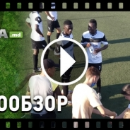 ФК Фэлешть - ФК Суклея 2:0 (видеообзор)