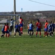 Echipa Spartanii a încasat 7 goluri în amicalul cu un club din Divizia Națională