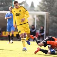 Datorită hat-trick-ului marcat de A.Popovici Spartanii urcă pe locul doi, Speranța D și Sheriff-2 înscriu cîte un penalty în meciul direct: rezultatele etapei 8 din Divizia A (se actualizează)