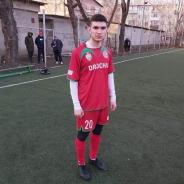 """Vasile Noroc: """"Hat-trickul din meciul cu FC Sireți - este prima realizare de acest gen din cariera mea și sper că nu ultima"""""""