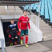 """Valeriu Conea: """"Pot spune că am progresat mai mult ca echipă, atmosfera este bună in vestiar și pe teren"""""""