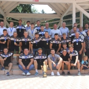 FCM Ungheni a primit medaliile și cupa pentru titlul de campioană a Diviziei B, seria Nord (foto)