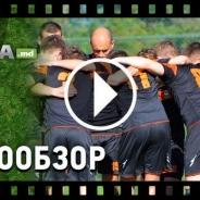 Кагул-2005 - ФК Сирець 3:0 (видеообзор)