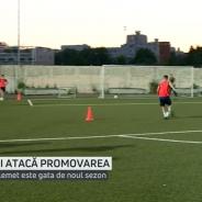 Scopul clubului Spartanii pentru viitorul sezon - promovarea în Divizia Națională (video)