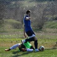 Spartanii au fost învinși de echipa mixtă a juniorilor clubului Zimbru într-un meci amical