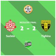 FC Sucleia - Tighina 2:2 (rezumat video)