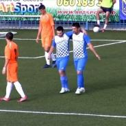 Dubla lui Octavian Onofrei aduce victoria pentru Spartanii în amicalul cu un club din Divizia B