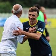 Dacia Buiucani a învins Real-Succes într-un meci amical