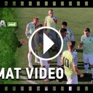Спортинг - Искра 2:0 (видеообзор)