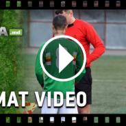 Олимп - Кагул-2005 0:1 (видеообзор)
