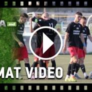 FCM Унгень - Искра 5:0 (видеообзор)