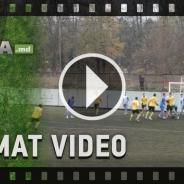 ФК Фэлешть - Грэничерул 1:2 (видеообзор)