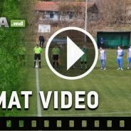 Спартаний - FCM Унгень 1:0 (видеообзор)