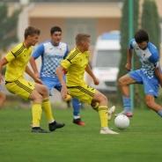 Spartanii a învins FC Olimp într-un meci amical