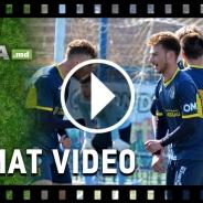Dacia Buiucani - FCM Ungheni 2:2 (rezumat video)
